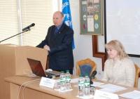 Татьяна павлюк на 2й научно-практической конференции по объектам права интеллектуальной собственности